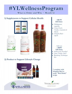 images of Young Living products to order