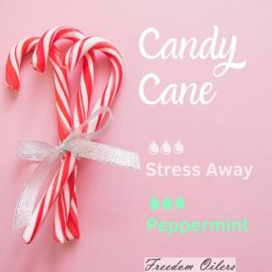 stress away_candy cane