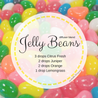 19 - 13 jelly-beans