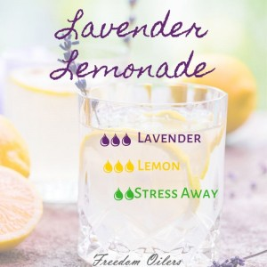 20 - 3 lavender lemonade
