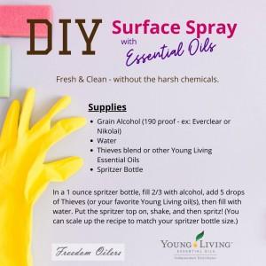 2020_04 DIY Surface Spray