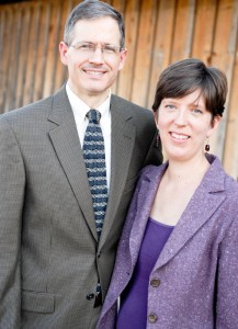 Photo of Peter and Amy Minke